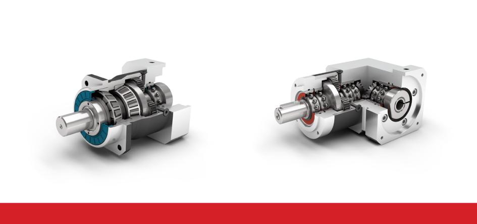Planet redüktör makinesi servo motorlarla uyumlu olarak çalışmaktadır.